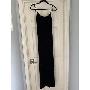 Young, Fabulous & Broke Black Maxi Dress XS